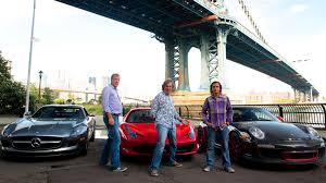 He said it was probably something to do with the seat stuffing. Top Gear East Coast Road Trip Tv Episode 2010 Imdb
