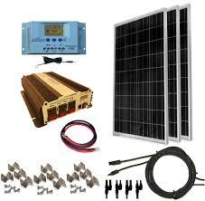complete 300 watt solar panel kit 1500w vertamax power complete 300 watt solar panel kit 1500w vertamax power inverter for 12 volt battery systems
