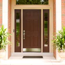 Contemporary Front Doors For Homes Exquisite Brown Mahogany 6 Exterior Doors For Home