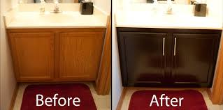 how to restain kitchen cabinets fine on with restaining before and after diy stuff 12