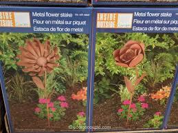 metal flower stake costco metal flower stake costco