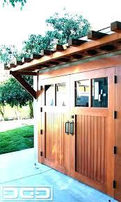 garage door trellis pergola over full size of plans