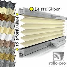 Plissee Faltrollo Faltrollo Faltrollo Nach Maß Metallico Profil