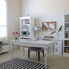 chic office decor. Plain Chic Shabby ChicOffice Makeover With Chic Office Decor F