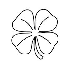 Small Picture Top 20 Free Printable Four Leaf Clover Coloring Pages Online
