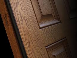 smooth and textured heritage fiberglass doors