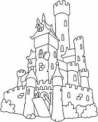 Последние твиты от coloring castle (@coloringcastle). Free Printable Castle Coloring Pages For Kids