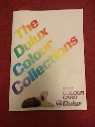 Dulux Paint Colour Card Chart By Wickes 1 50 Picclick Uk