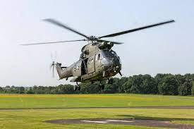 """RAF Cosford on Twitter: """"You know we are normally all about the Jaguar at  Cosford, but when another big cat, a Puma from @RAFBenson, turns up on the  airfield, that deserves a"""