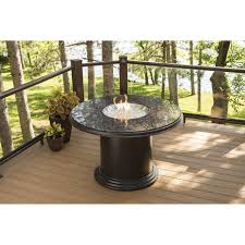 Stainless Steel Outdoor Dining Table Outdoor Greatroom Gc 48 Din K 48 British Granite Top Lazy Susan