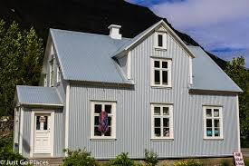 steel house siding corrugated steel construction in iceland steel house siding