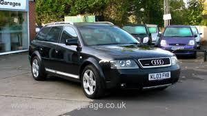 Audi Allroad 2.7 T Quattro Automatic Estate For Sale - YouTube