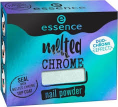 Essence Melted Chrome Nail Powder Pigment Na Nehty 02 All Eyes On Me 1 G