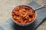 mean lean vegetable chili