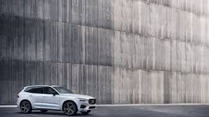 <b>Volvo XC60</b> — среднеразмерный кроссовер: характеристики ...