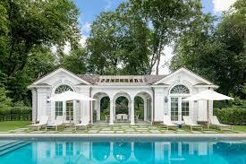 pool house. GREENWICH POOL HOUSE Pool House R
