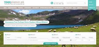 Vacation Planner Online Tourplanner Pk Your Online Vacation Planner In Pakistan