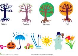 Explore The Seasons Lesson Plan Education Com Lesson