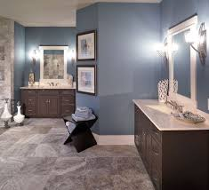 bathroom colors blue and brown. trust our instinct:steel blue bathroom paint color magnificent design colors and brown o
