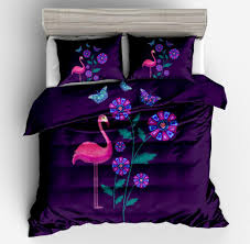 3d flamingos swan printed duvet cover bedding sets king queen full twin1 duvet cover 2 pillowcasesno filling comforter cotton duvet covers queen designer