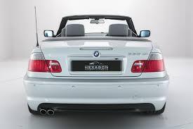BMW 330CI M SPORT CONVERTIBLE (AUTO)