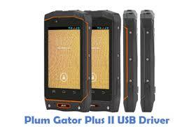 Download Plum Gator Plus II USB Driver ...