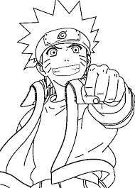 Small Picture Spirit Of Naruto Coloring Pages Cartoon Coloring pages of