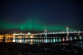 Stunning Northern Lights Stunning Northern Lights Illuminate Scottish Skies Caters