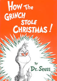 the grinch who stole christmas. How The Grinch Stole Christmas Coverpng In Who