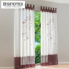 Window Curtains For Living Room Popular Window Curtain Buy Cheap Window Curtain Lots From China