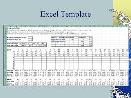 Statistical Process Control Chart Excel Jasonkellyphoto Co