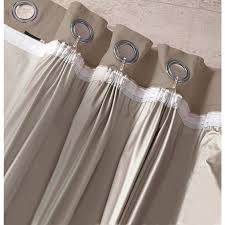 meso detachable blackout curtain lining la redoute interieurs reviews and rating delivery