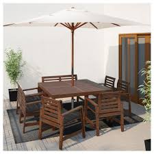 ikea outdoor furniture umbrella. Simple Outdoor IKEA PPLAR Table Outdoor The Hole In The Middle Of Table Top Keeps  Your For Ikea Outdoor Furniture Umbrella N