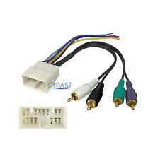 lexus wiring harness car stereo radio amplifier wiring harness for select 1992 2001 toyota lexus fits
