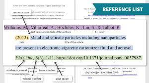 apa 7th ed citation libguides at