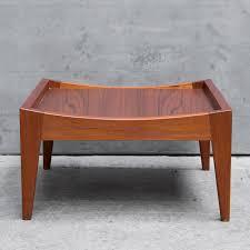 1960 s danish modern teak side table by