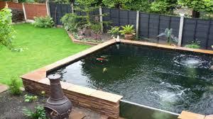 backyard koi pond designs outdoor goods