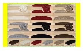 Stufenmatte, amberg, andiamo, halbrund, höhe 9 mm, maschinell getuftet braun stufenmatten teppiche. Kettelservice Metzker Stufenmatten Treppen Teppich Shaggy Queens H