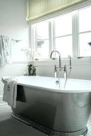 cast iron bathtub modern cast iron bathtub with monogrammed towels cast iron bathtub refinishing