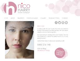 makeup artist websites templates makeup artist website design web design templates make up artists