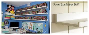 Pottery Barn Wall Shelves Pottery Barn Desk Wall Organizer Modern Desks Decoration