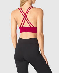 Triangle Sports Bra Sport La Senza