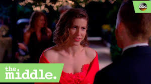 Sue Realizes She Likes Sean Donahue The Middle 8x17 YouTube