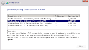 Upgrade Windows Server 2008 R2 To 2012 R2