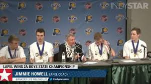 Indiana high school basketball: Lapel coach Jimmie Howell retires