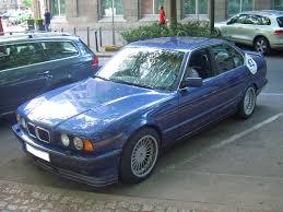 BMW 3 Series bmw m5 1990 : Alpina B10 Bi-Turbo - Wikipedia