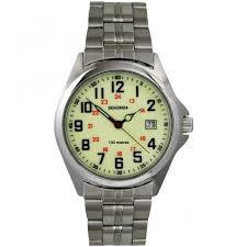 shop men s sekonda 3031 watch british watch company sekonda men s luminous dial bracelet watch
