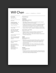 Skills On Resume Examples 21 Inspiring Ux Designer Resumes And Why They Work