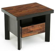 urban rustic furniture. urban rustic end tables furniture k