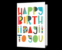 You can also let your kids use printable cards as inspiration for their own cards. Printable Birthday Cards For Kids American Greetings
